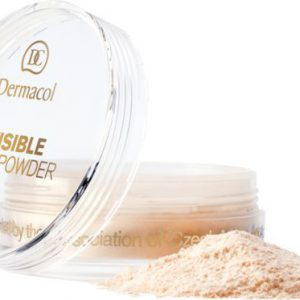 Dermacol Invisible Fixing Powder Natural Puder transparentny 13g