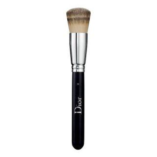 DIOR BACKSTAGE - Foundation Brush N°12 - Mocno kryjący pędzel do podkładu - N°12.