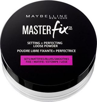 Maybelline Master Fix Setting + Perfecting Loose Powder puder transparentny 6g.