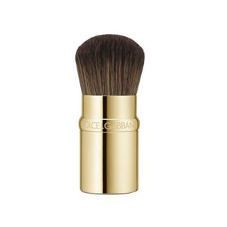 Pędzel do pudru kosmetycznego Retractable Kabuki Foundation Brush.