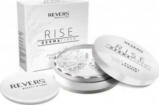 REVERS Puder ryżowy rise derma fixer 15g.