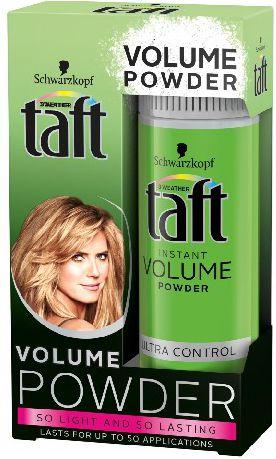 Schwarzkopf Taft Volume Puder do włosów 10g - 68672825.