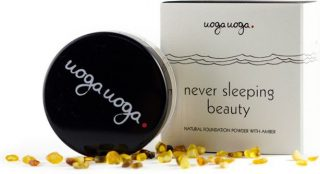 Uoga uoga Naturalny puder mineralny nr 631 Never Sleeping Beauty 8g.