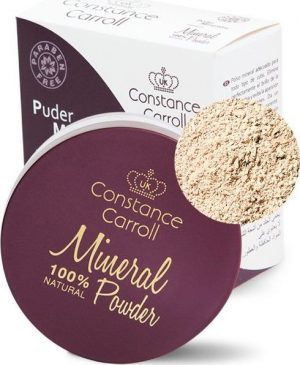 Constance Carroll Puder mineralny 02 Beige 10g.